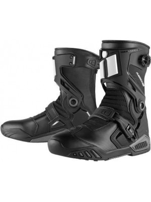 BOOT RAIDEN DKR BLK 9.5