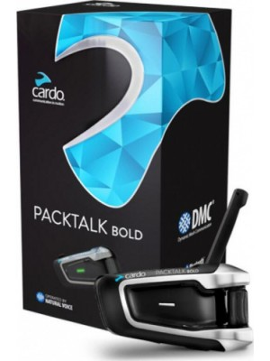 CARDO Мотогарнитура PACKTALK BOLD JBL SINGLE