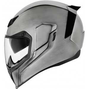 Helmet AFLT quicksilver MD